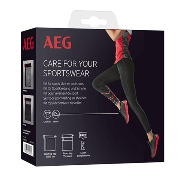 AEG Onderhoudsset Sportkleding voor Indesit WG 1436 T (G)