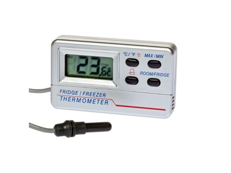 Kühlschrank Thermometer Digital : Kühlschrank und gefriertruhe thermostate twindis