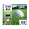 Epson 34 / T3466 Zwart en Kleur (Origineel)