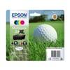 Epson 34XL / T3476 Zwart en Kleur (Origineel)