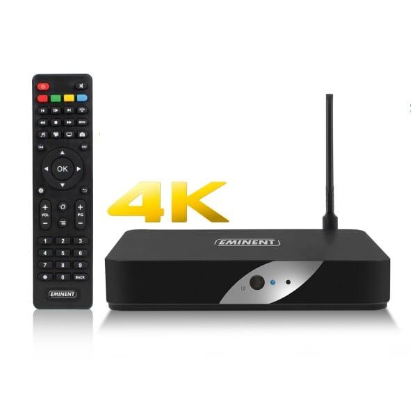 Eminent 4K KODI TV Streamer