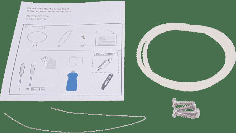 Bosch Kühlschrank Dichtungsgummi : Bosch reparatursatz pumpentopf dichtung replacedirect