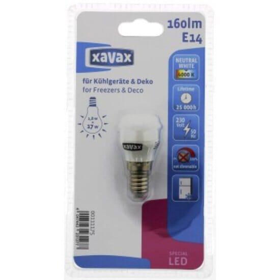 Kühlschrank Glühbirne 25w : Xavax led w kühlschrank lampe e weiß