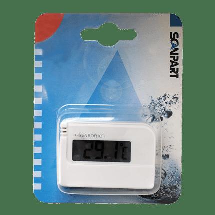 Kühlschrankthermometer : Scanpart digitales kühlschrankthermometer