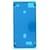 Waterbestendige Scherm Plakstrip Zwart voor iPhone 7
