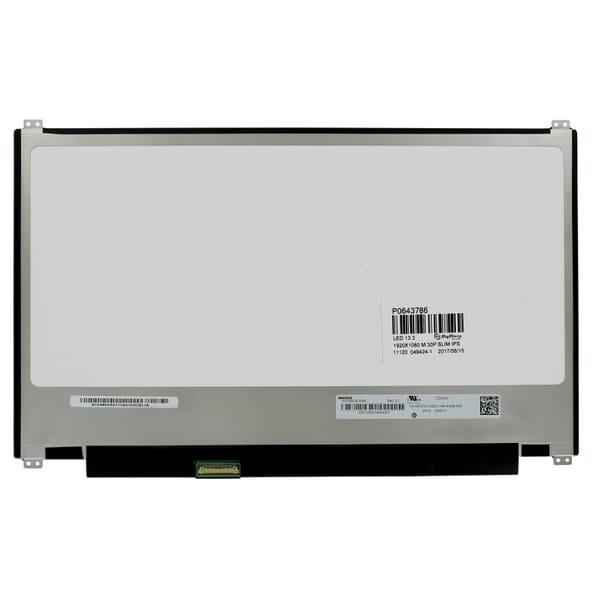 13.3 inch LCD Scherm 1920x1080 mat 30Pin eDP Slim