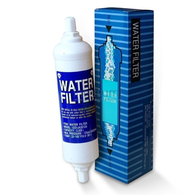 Smeg Kühlschrank Wasserfilter : Kühlschrank und gefriertruhe wasserfilter twindis