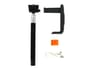 Premium Selfie Stick (Bluetooth), telescoop-arm voor Acer Liquid S1 Duo S510