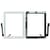 Type A+ Digitizer White suitable for iPad 4