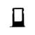 SIM Kaart Houder Space Gray voor iPhone 7