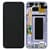 Samsung Galaxy S8+ LCD + Touchscreen - Paars/Grijs