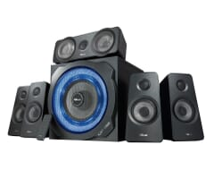 Trust GXT 658 Tytan 5.1 Surround Speakerset 180W - Zwart