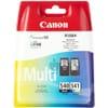 Canon PG-540 + CL-541 Zwart en Kleur (2-Pack) (Origineel)