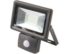 LEDs Light Schijnwerper snelkoppeling 20W + sensor