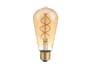 LEDs Light LED lamp deco filament E27 146 mm