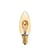 LEDs Light Filament lamp gedraaid C35 E14 3W 100LM