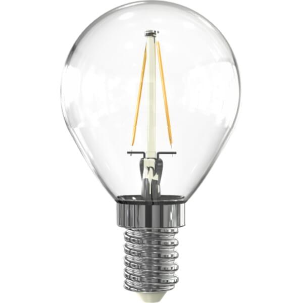 LEDs Light LED lamp bol G45 2W 250 lm E14 helder