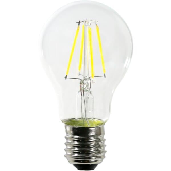 LEDs Light LED lamp filament A60 4W E27 helder