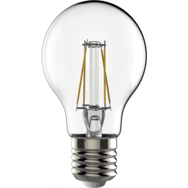 LEDs Licht LED Glühlampe A60 6W E27 klar