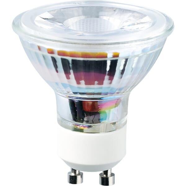 LEDs Light LED Birne GU10 4.5W 36° dimbaar