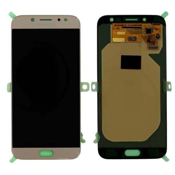 Samsung Galaxy J7 (2017) LCD + Touchscreen - Goud