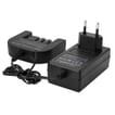 Outils électriques chargeur de batterie 1.2-18V Ni-MH-Ni-CD pour Black&Decker 1.2V-18V Ni-MH-Ni-CD