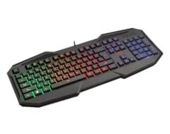 Trust GXT 830-RW Avonn Gaming Toetsenbord US - Zwart