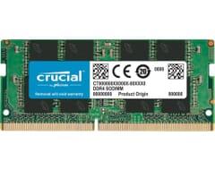 Crucial 8GB DDR4 RAM Geheugen 2400MHz SODIMM