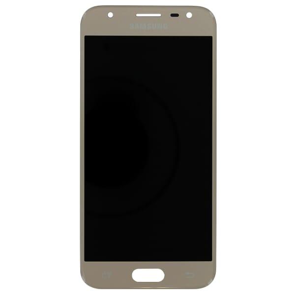 Samsung Galaxy J3 (2017) LCD + Touchscreen - Goud