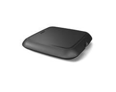 ZENS Enkele Qi Wireless Ladegerät 10W - Schwarz