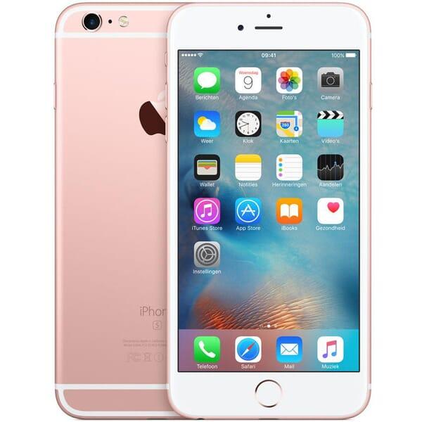 Refurbished iPhone 6S 16GB - Rose Goud