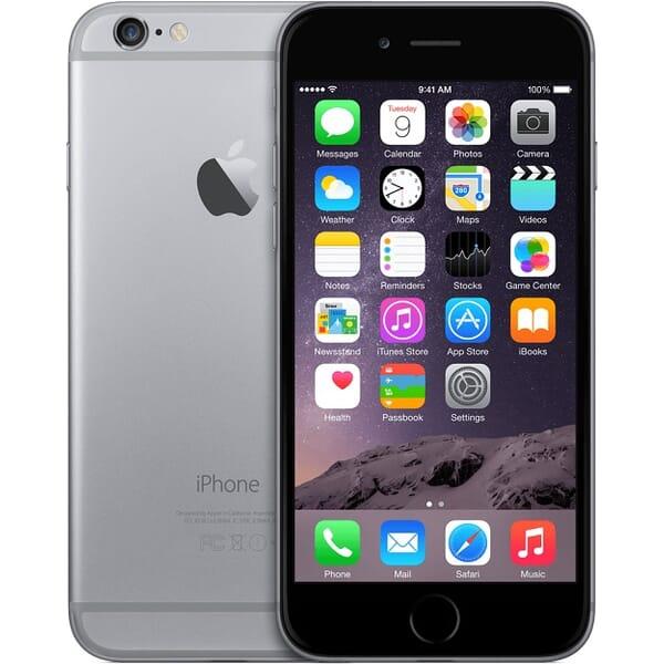 Refurbished iPhone 6 16GB - Space Gray