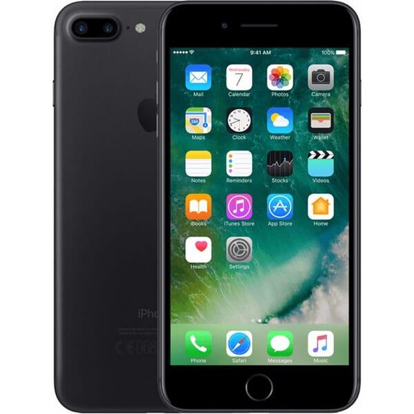 Refurbished iPhone 7 Plus 32GB - Zwart