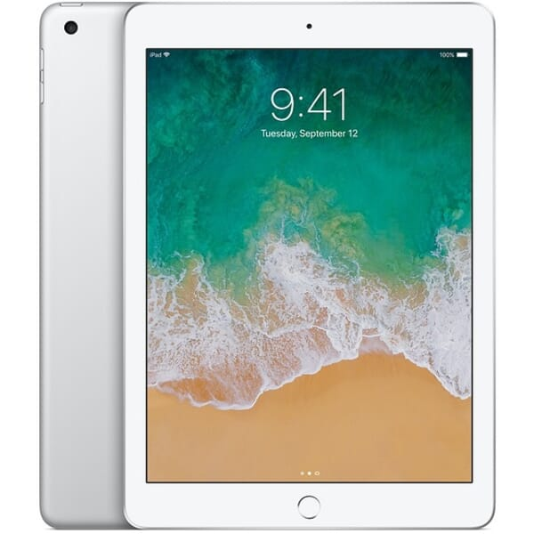 Refurbished iPad (2017) 32GB Wifi - Zilver