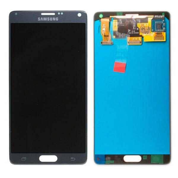 Samsung Galaxy Note 4 LCD + Touchscreen - Zwart
