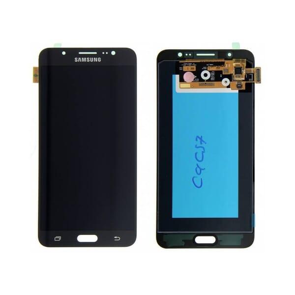 Samsung Galaxy J7 (2016) LCD + Touchscreen - Zwart