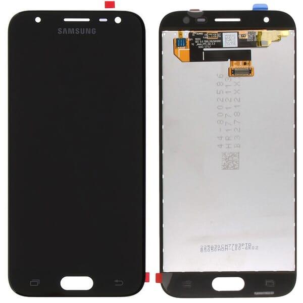 Samsung Galaxy J3 (2017) LCD + Touchscreen - Zwart