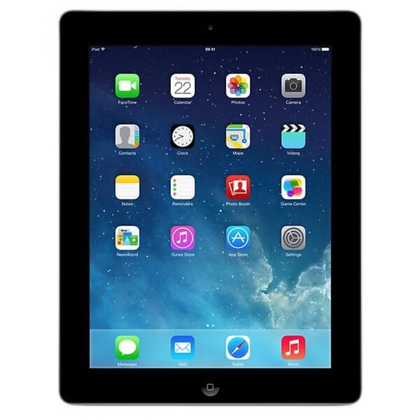 Refurbished iPad 4 16GB Wifi - Space Gray