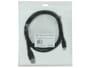 USB3.0 A naar USB3.1 Gen 1 Type-C Kabel 1 Meter - Zwart voor Toshiba Satellite L670D-120