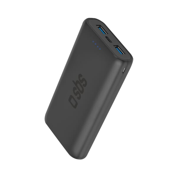 SBS Mobile Powerbank 12000 mAh Ultra Fast USB-C PD 30W