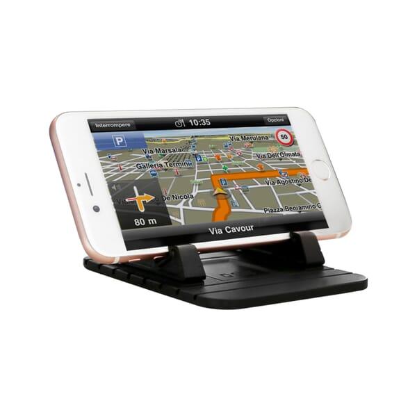 SBS Mobile Dashboard Anti-Slip Mat voor Smartphones - Zwart voor Samsung Galaxy S7 Edge SM-G935FD