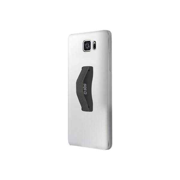 SBS Mobile Universele Selfie Sticker voor Smartphone - Zwart