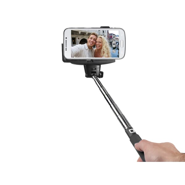 SBS Mobile Bluetooth Selfie Stick Large - Zwart