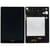 Asus ZenPad S 8.0 scherm assembly - zwart
