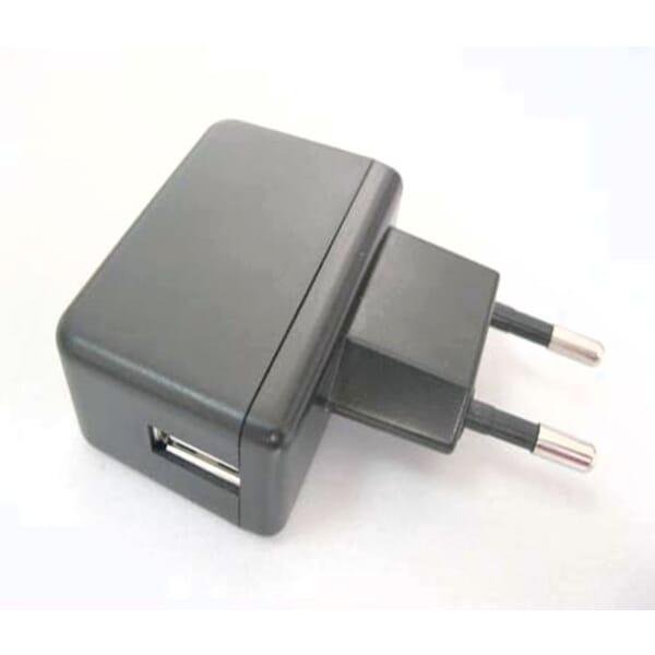 USB Adapter 5V 2A Zwart