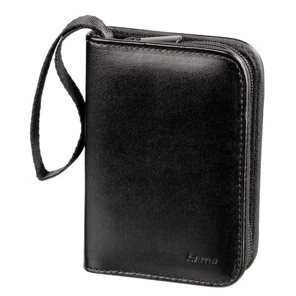 Hama Geheugenkaart Case voor 18x SD/MMC - Zwart