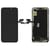 Compatible Lcd Complete Black For Iphone X