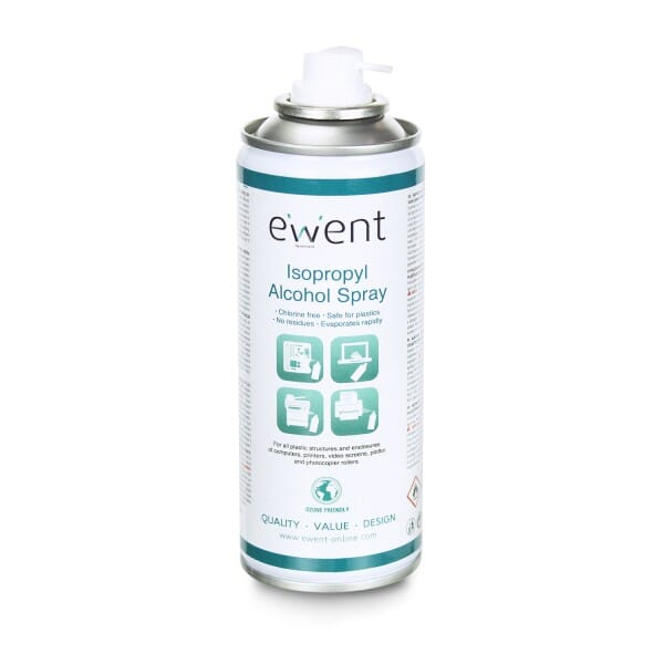 Ewent Isopropyl Alcohol Spuitbus 200ml voor Toshiba Satellite L670D-120