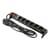 Blu-Basic Power Strip 6 Fold with 3 Meter Cable - Black