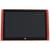 HP 10.1 inch Laptop LCD Assembly 1280x800 + Touch - Rood